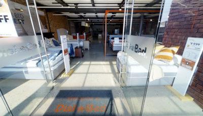 DIAL-a-BED 3D Model