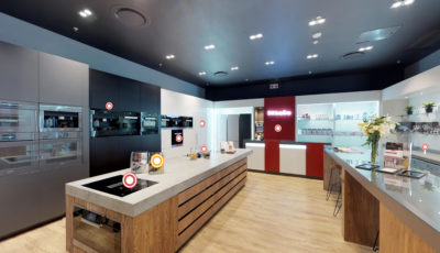 Miele Showroom – Menlyn Maine Pretoria 3D Model